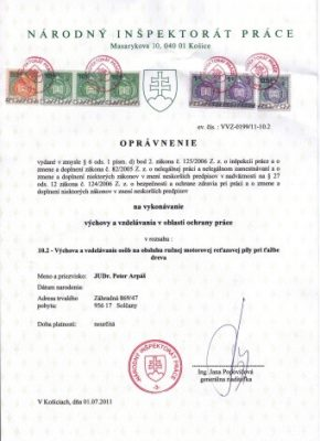 OPRAVNENIE VVZ-0199_11_10.2(RMRP)